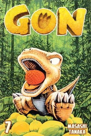 Gon Vol 7 GN Kodansha Edition