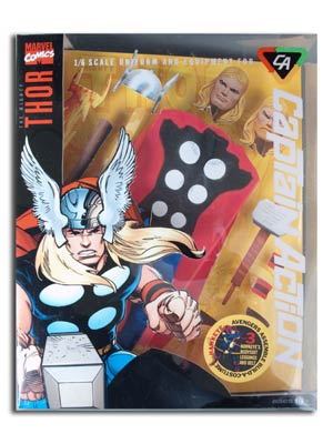 Captain Action Deluxe Thor Costume Set