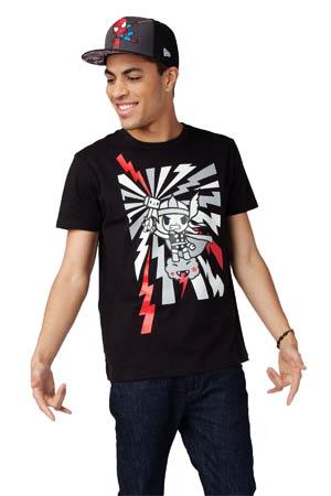 Marvel x tokidoki Mad Bolt T-Shirt Large