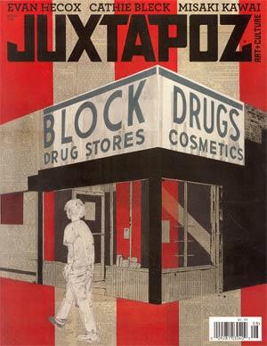 Juxtapoz #139 Aug 2012