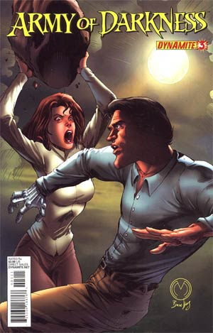 Army Of Darkness Vol 3 #3 Cover B Marat Mychaels Cover