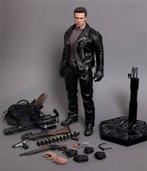 Terminator 2 Judgement Day T-800 12-Inch Action Figure