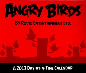 Angry Birds 2013 6x5-Inch Page-A-Day Calendar