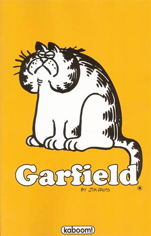 Garfield #1 Incentive Garfield First Appearance Variant Cover