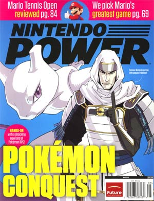 Nintendo Power #278 May 2012