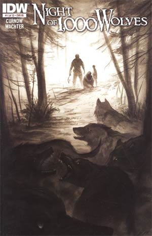 Night Of 1000 Wolves #1 Incentive Michael Manomivibul Variant Cover