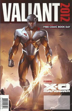 FCBD 2012 Valiant Comics Preview