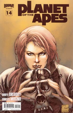 Planet Of The Apes Vol 3 #14 Regular Cover A