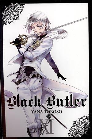 Black Butler Vol 11 GN