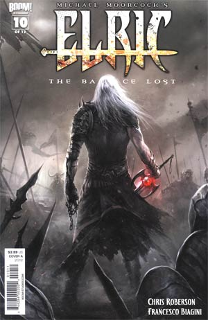 Elric The Balance Lost #10 Regular Cover A