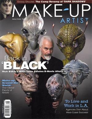 Make-Up Artist Magazine #96 May / Jun 2012