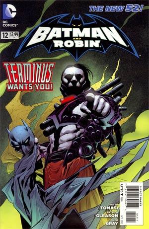 Batman And Robin Vol 2 #12