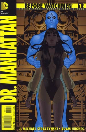 Before Watchmen Dr Manhattan #1 Combo Pack With Polybag