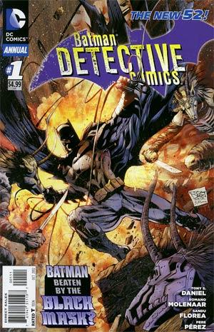 Detective Comics Vol 2 Annual #1 (2012)