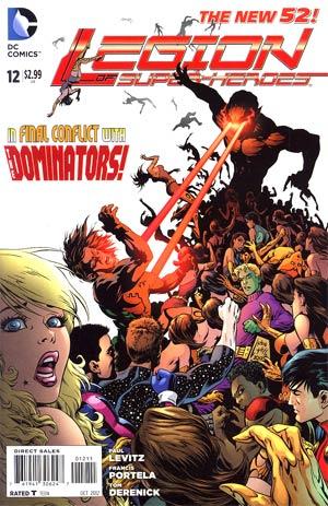 Legion Of Super-Heroes Vol 7 #12