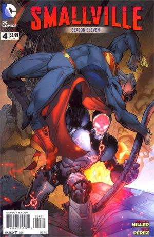 Smallville Season 11 #4