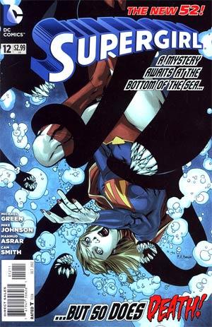 Supergirl Vol 6 #12