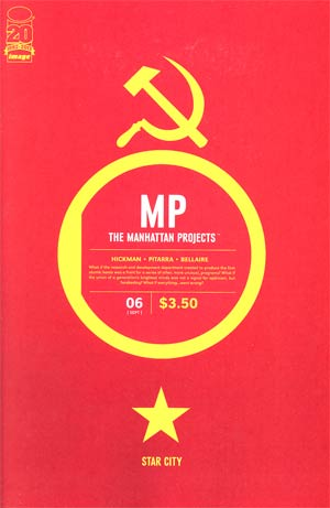 Manhattan Projects #6