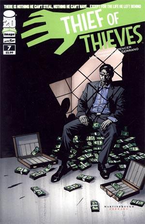 Thief Of Thieves #7 1st Ptg