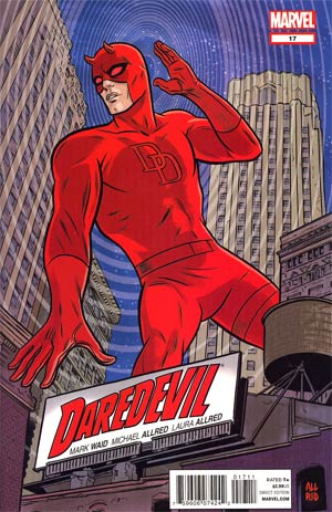 Daredevil Vol 3 #17
