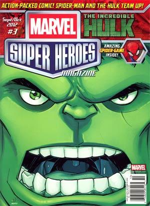 Marvel Super-Heroes Magazine #3