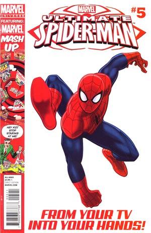 Marvel Universe Ultimate Spider-Man #5