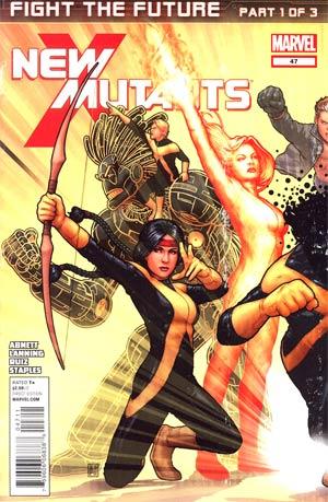 New Mutants Vol 3 #47
