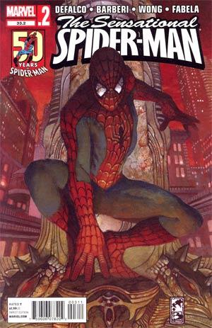 Sensational Spider-Man #33.2