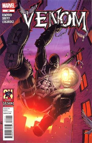 Venom Vol 2 #22 Regular Tony Moore Cover