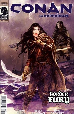 Conan The Barbarian Vol 3 #7