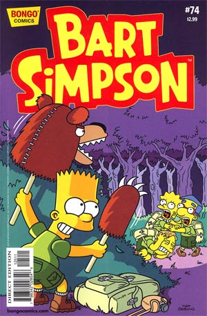 Bart Simpson Comics #74