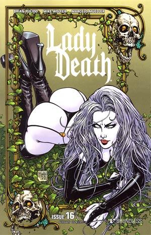Lady Death Vol 3 #16 Auxiliary Edition