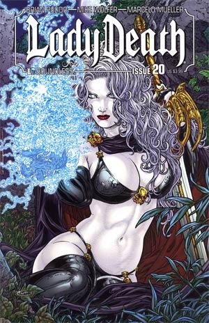 Lady Death Vol 3 #20 Regular Juan Jose Ryp Cover