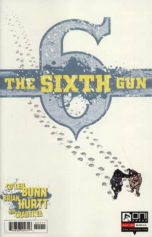 Sixth Gun #24