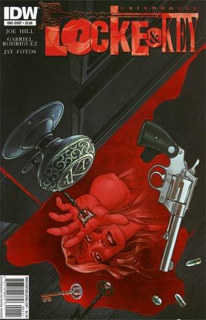 Locke & Key Grindhouse One Shot 1st Ptg Regular Gabriel Rodriguez Cover