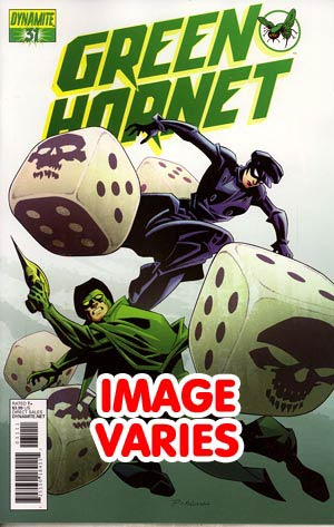 DO NOT USE (DUP) Kevin Smiths Green Hornet #31 (Filled Randomly With 1 Of 2 Covers)