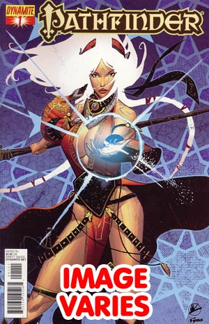 DO NOT USE Pathfinder #1 Regular Cover (Filled Randomly With 1 Of 4 Covers)