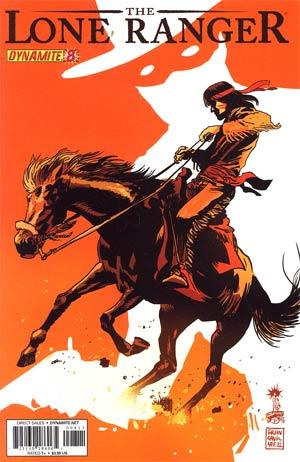 Lone Ranger Vol 5 #8