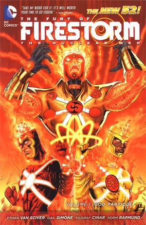 Fury Of Firestorm The Nuclear Men (New 52) Vol 1 God Particle TP