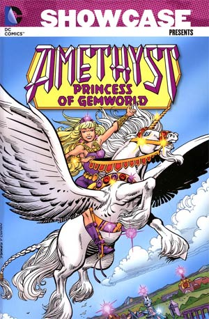 Showcase Presents Amethyst Princess Of Gemworld Vol 1 TP
