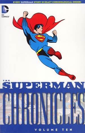 Superman Chronicles Vol 10 TP