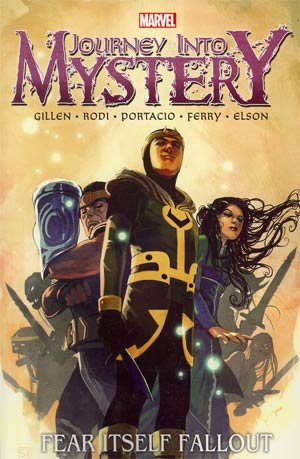 Journey Into Mystery Vol 2 Fear Itself Fallout TP