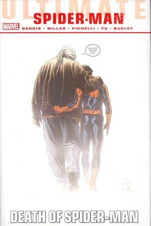 Ultimate Comics Spider-Man Death Of Spider-Man Omnibus HC