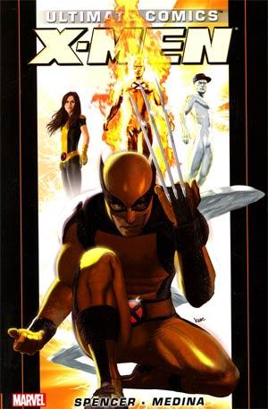 Ultimate Comics X-Men By Nick Spencer Vol 1 TP