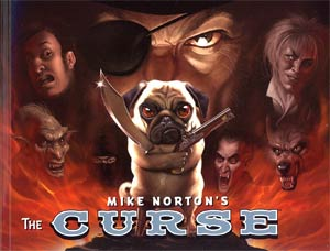 Mike Nortons The Curse GN