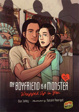 My Boyfriend Is A Monster Vol 6 Wrapped Up In You GN