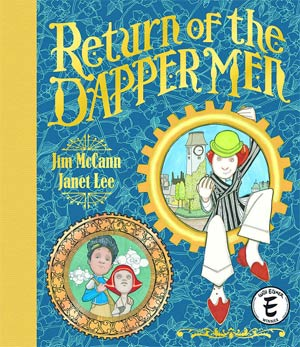 Return Of The Dapper Men Special Edition HC