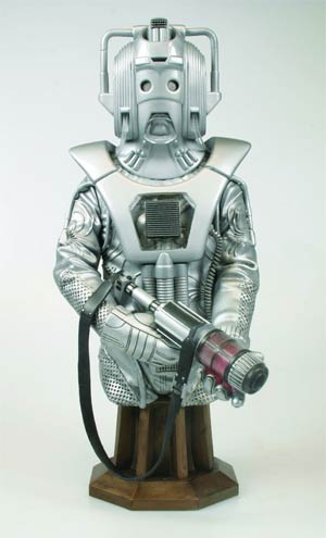 Doctor Who Cyberman Maxi Bust