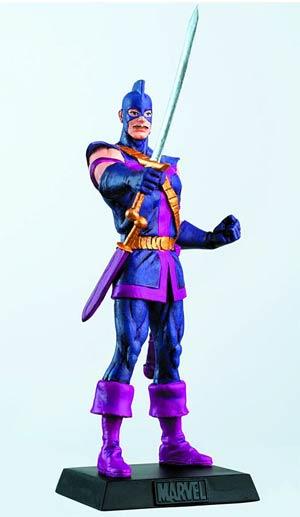 Classic Marvel Figurine Collection Magazine #182 Swordsman