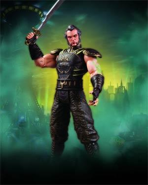 Batman Arkham City Series 3 Ras al Ghul Action Figure